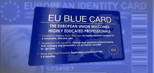 Blue Card или профессиональная иммиграция в Германию