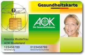 Получение разных номеров для работы, немецкая медицинская страховка