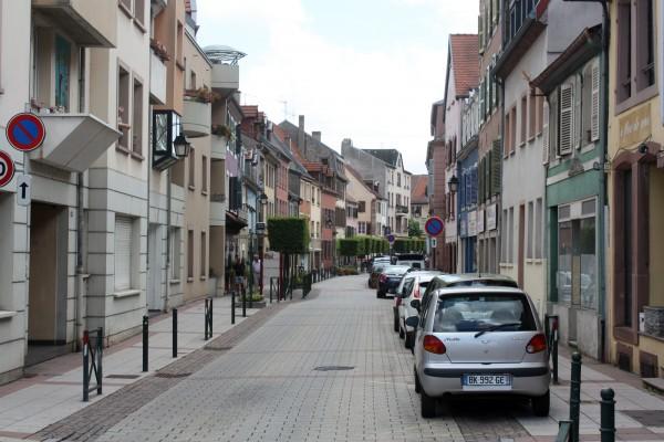 Поездка в Саргемин, Франция
