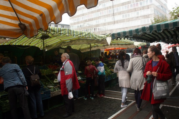 Прогулки по Франкфурту, часть 1