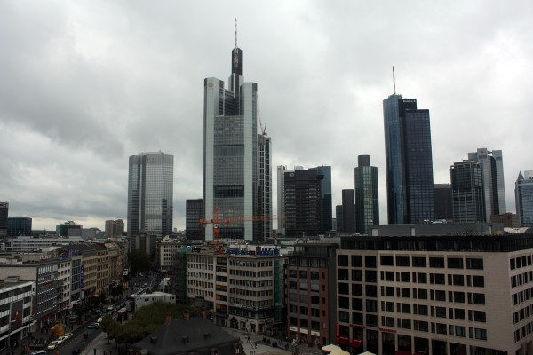 Прогулки по Франкфурту, часть 2