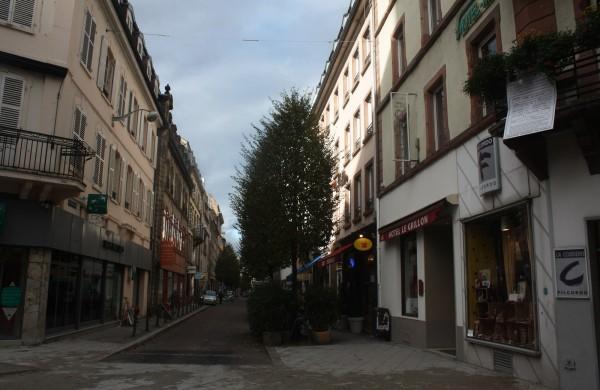 Прогулки по Страсбургу, часть 1