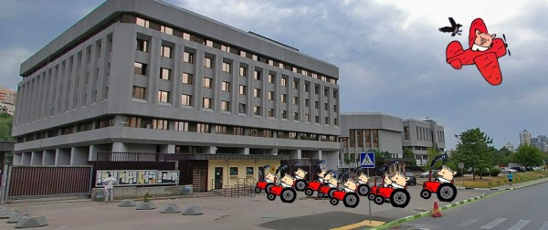 Как добраться до Посольства Германии в Москве