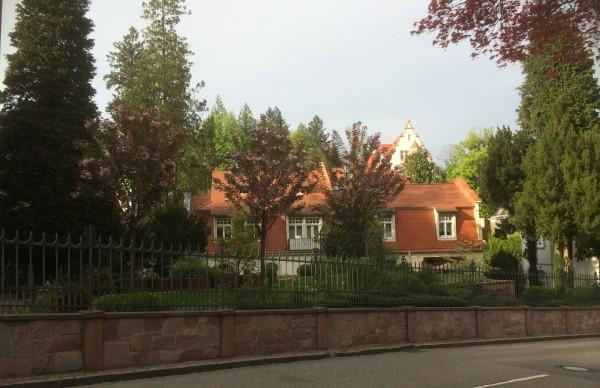 Прогулки по Баден Баден