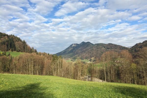 Хакатон в Австрии, австрийская деревушка