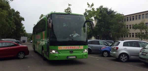 Путешествуем по Европе на автобусе