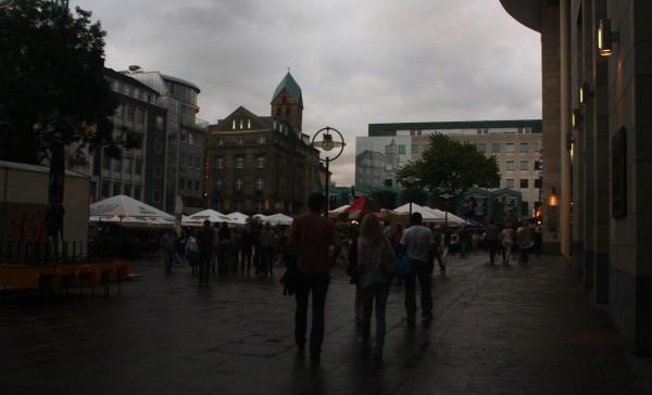 Небольшая прогулка по Дортмунду