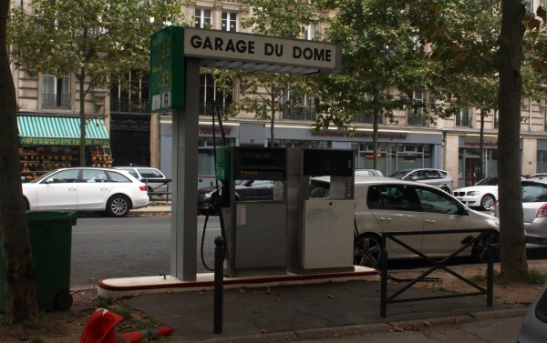 Париж, часть 1. Дорога, курс молодого бойца, Эйфелева Башня