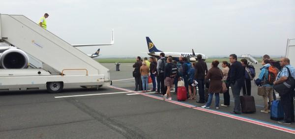 Перелет с Ryanair из Франции до Португалии, Аэропорт Beauvais