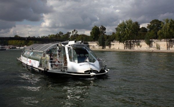Париж, часть 2. Проезд и питание, полезные советы