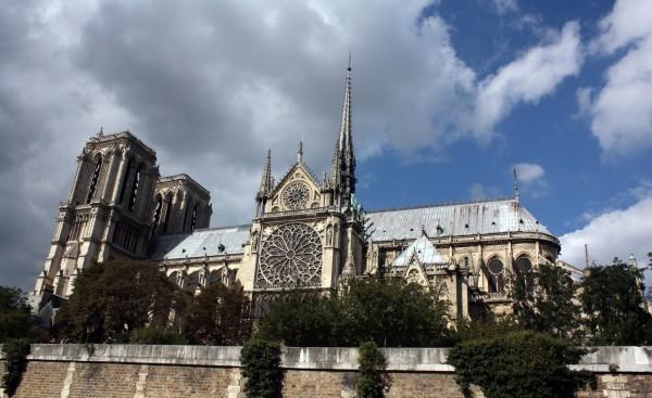 Париж, часть 3. Культурная программа