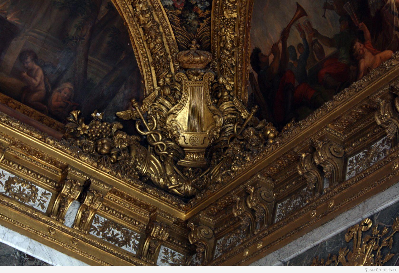 Самостоятельно доехать из парижа до версаля