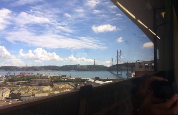 Прогулки по Лиссабону, часть 4 и переезд в Албуфейра, пляжный отдых