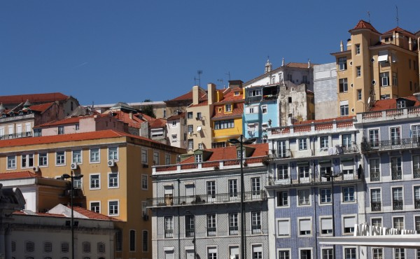 Прогулки по Лиссабону, часть 3