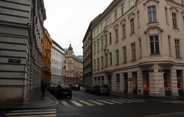 Прогулки по Вене, часть вторая. Панорама города, Бельведер
