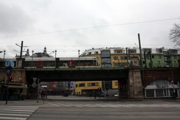 Прогулки по Вене, часть четвертая. Дом Хундертвассера.