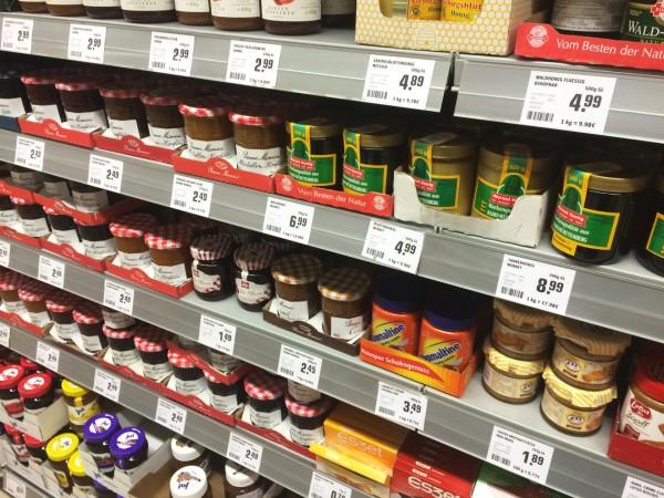 Продуктовая корзина немца, часть 3. Магазин Rewe