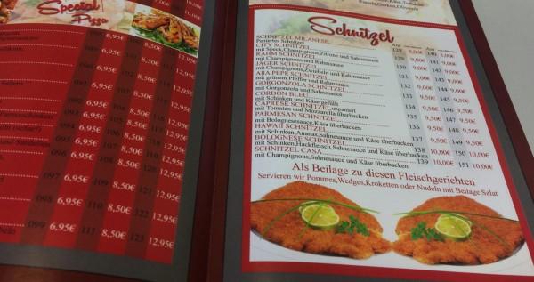 Ресторанный Саарбрюккен, часть 2