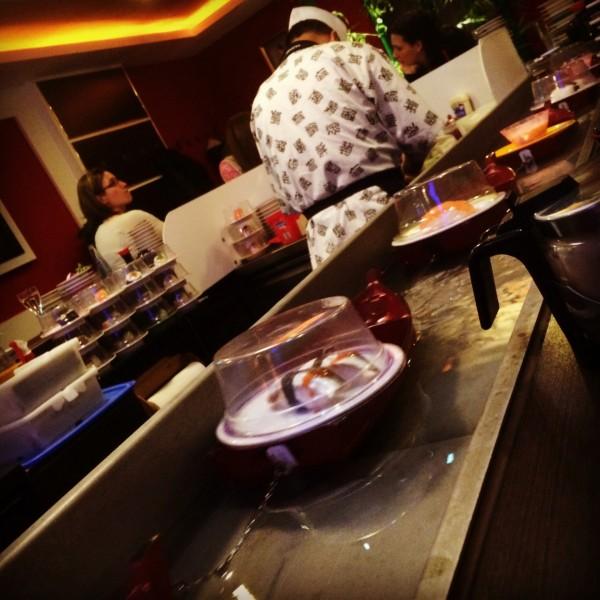 Ресторанный Саарбрюккен, часть 1 (Stiefel, стейки и азиатская кухня)