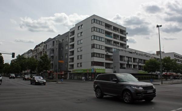 Прогулки по Берлину, день 3 й. Дом Ангелы Меркель, Футбол