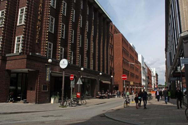 Прогулки по Гамбургу, день 1. Город и Музей миниатюр