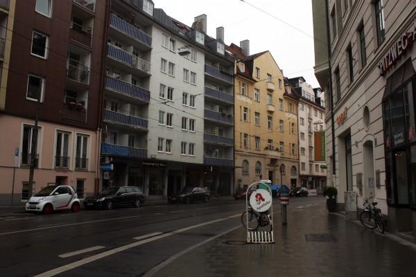 Мюнхен, день 1 й