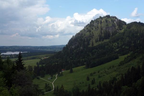 Мюнхен, день 2 й. Поездка в Замок Нойшванштайн (Schloß Neuschwanstein)