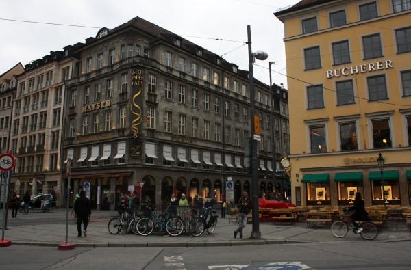 Мюнхен, день 3 й