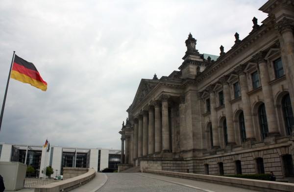 Прогулки по Берлину, день 1 й.