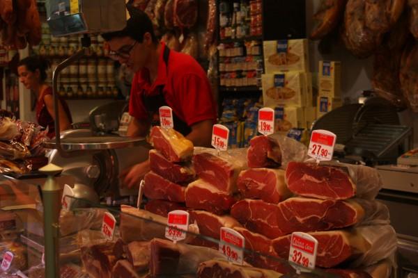 Остров Майорка, часть 2. Пальма де Майорка, рынок Mercat de lOlivar