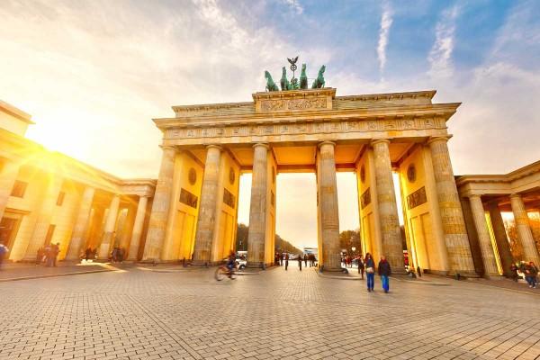 Путешествие в Германию