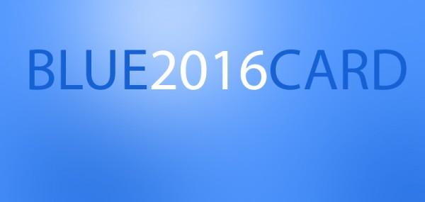 Изменения в Blue Card в 2016 году