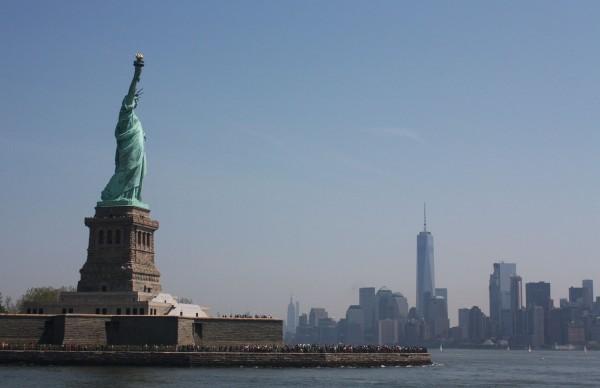 Нью Йорк, часть 1
