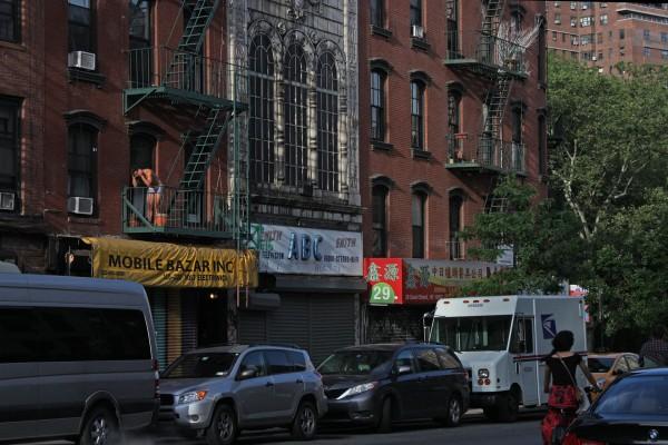 Нью Йорк, часть 2. Китайский Квартал