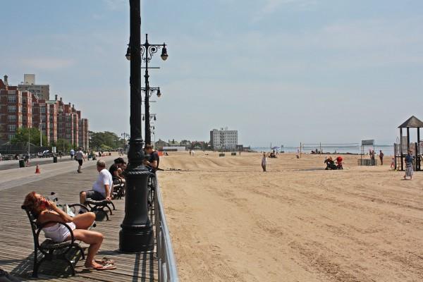 Нью Йорк, Часть 3. Brighton Beach