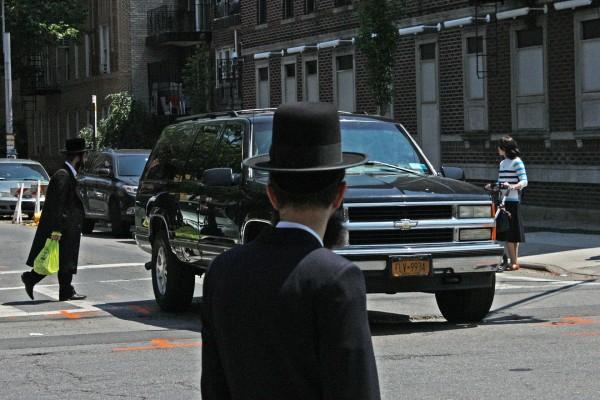 Нью Йорк, Часть 4. Еврейский квартал