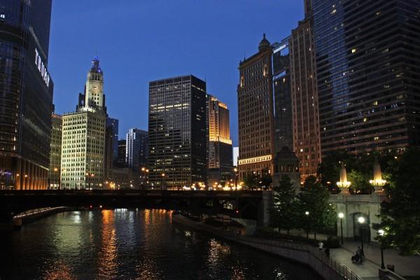Чикаго, часть 1 и потерянный телефон