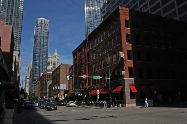 Чикаго, часть 2. Прогулки
