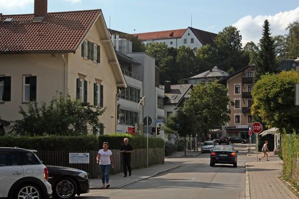 Прогулки по Штарнбергу