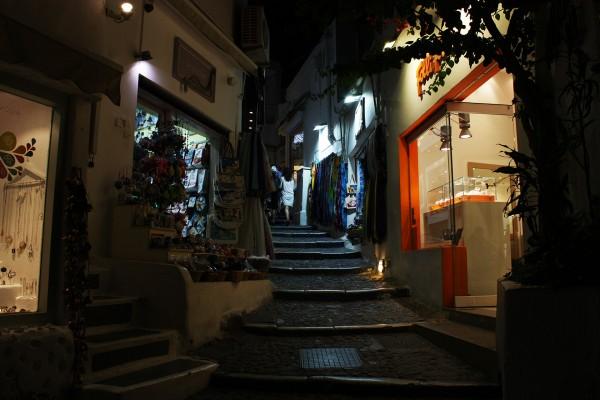 Прогулки по Санторини, Греция