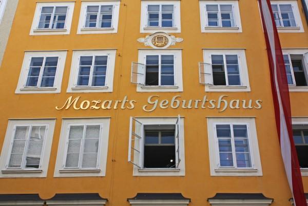 Прогулки по Зальцбургу