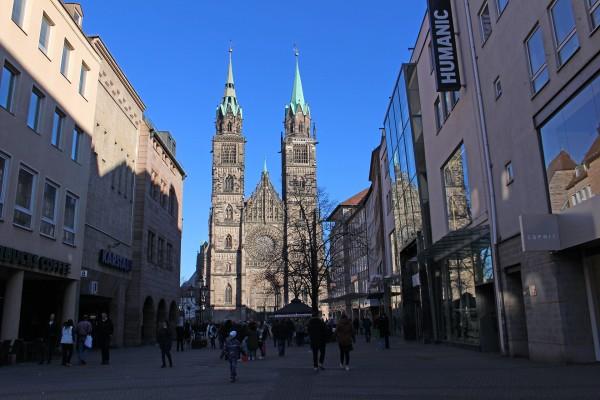 Прогулки по Нюрнбергу