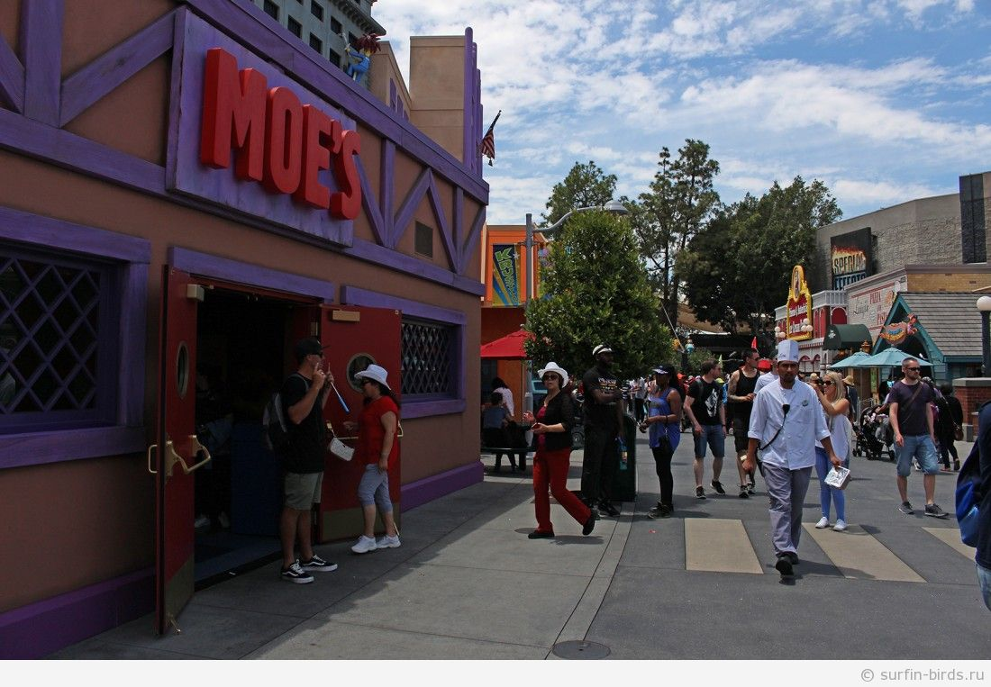 Лос Анджелес. Часть 4. Universal Park