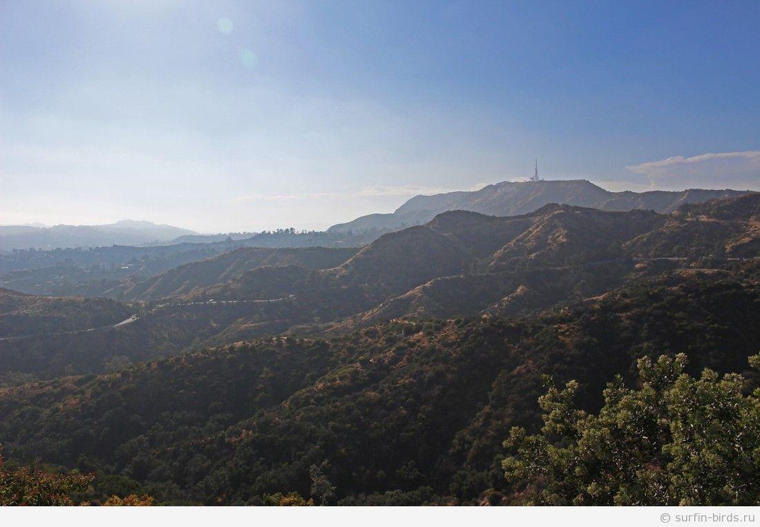 Лос Анджелес. Часть 5. Griffith Observatory, Hollywood