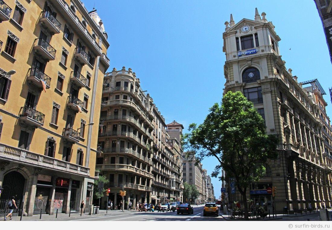 Прогулки по Барселоне, часть 3