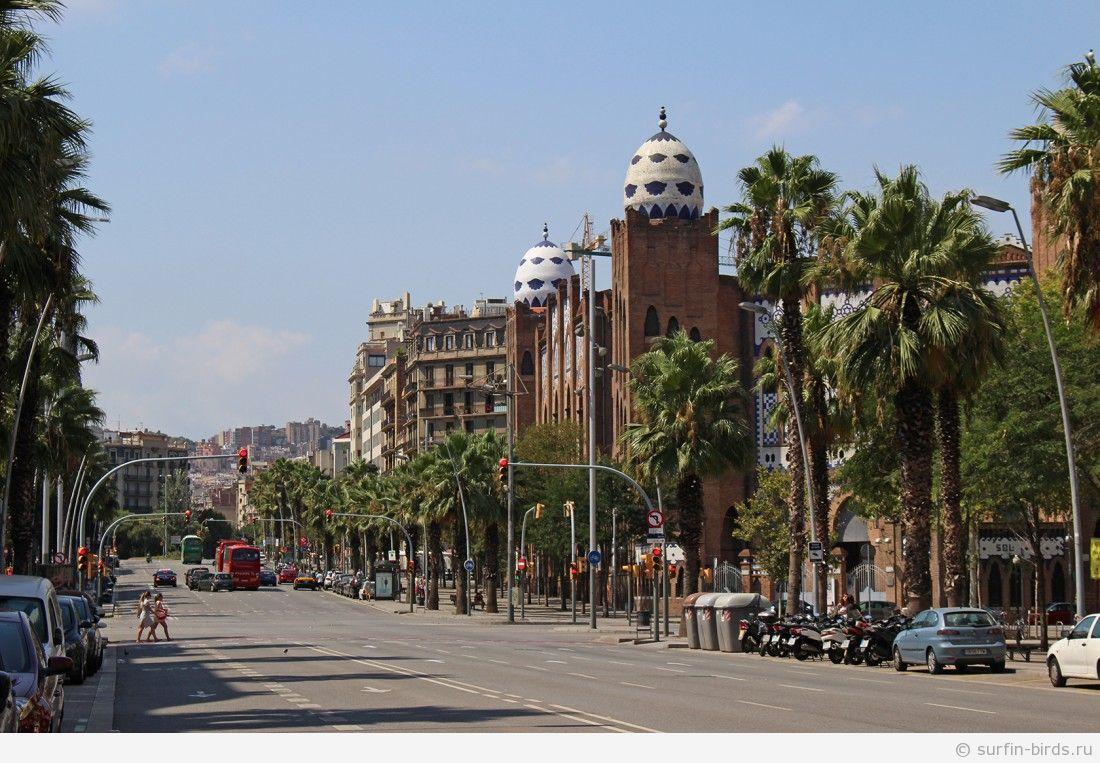 Прогулки по Барселоне, часть 1