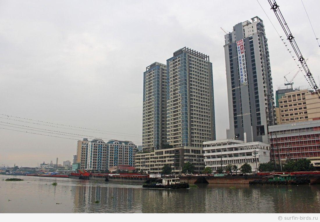 Манила, Филиппины. Часть 1. Впечатления, Интрамурос