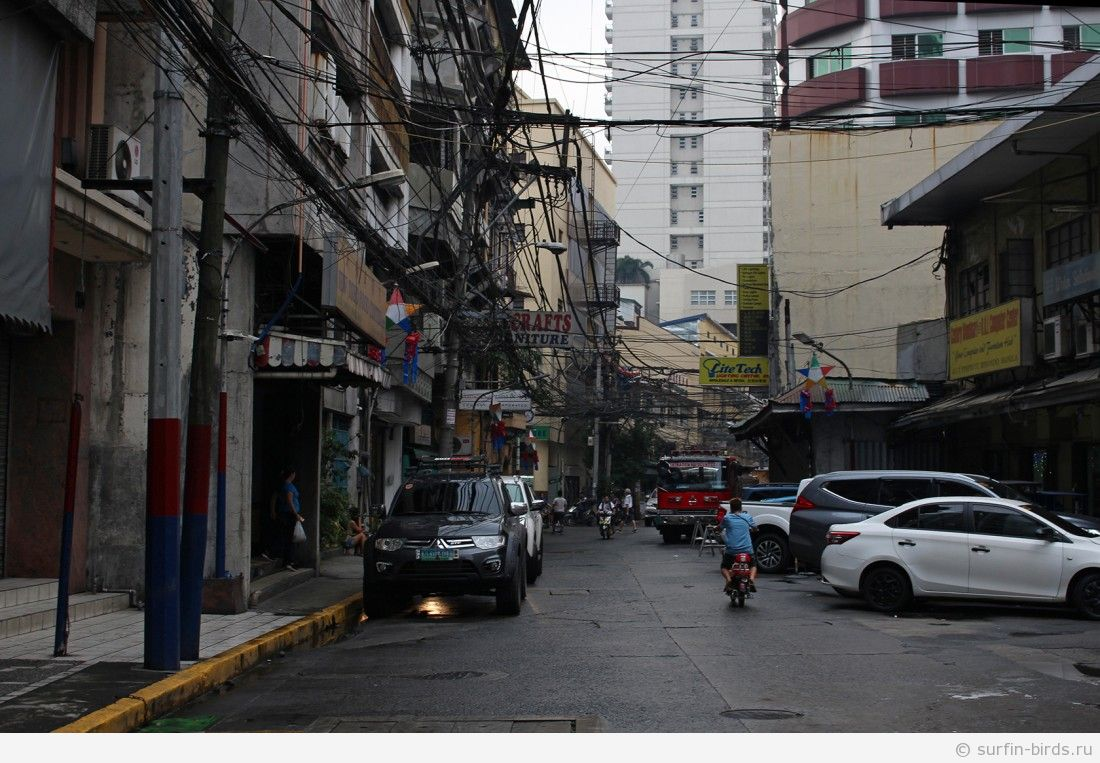 Манила, часть 2. Chinatown