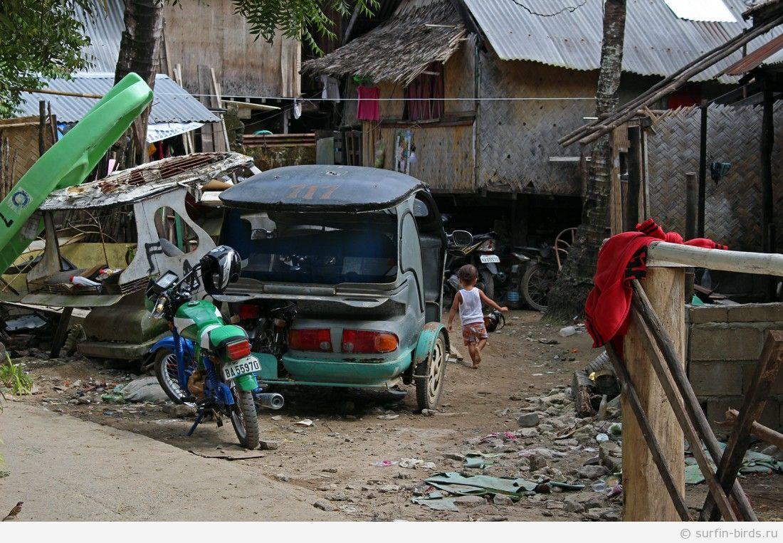 Филипинны, часть 4. Как выглядит Эль Нидо, Палаван