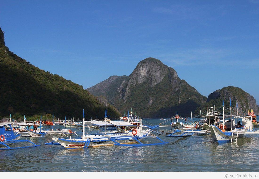 Филиппины, Эль Нидо, часть 6. Тур С и самые красивые пляжи и виды